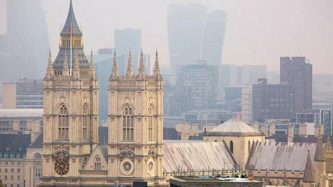 Tu viện Westminster - London - Anh