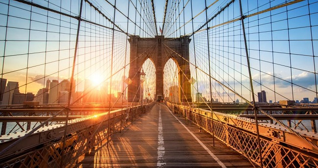 Cầu Brooklyn - Mỹ