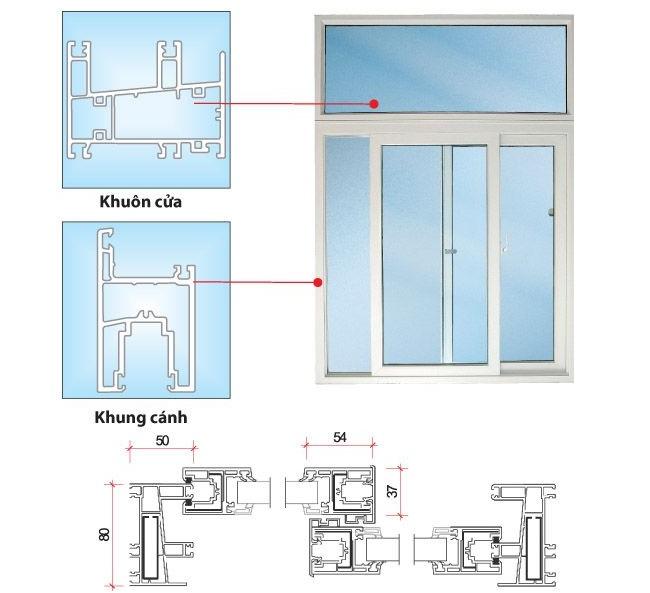 Bước 3: Khoan lỗ cho cửa