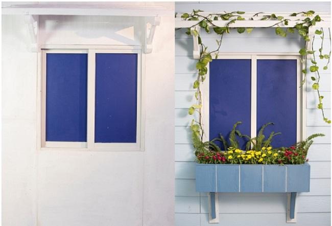 Những lưu ý khi chọn hướng và màu sắc cửa sổ